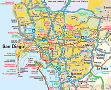 Shop for city wall maps for interior decor.