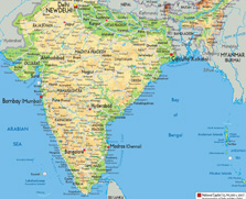 Shop for country wall maps for interior decor.