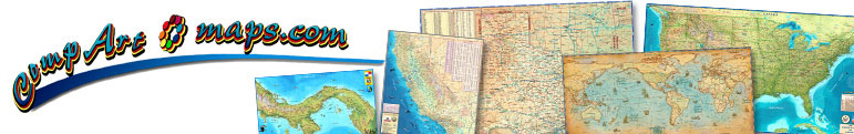 Compart Maps Wall Maps